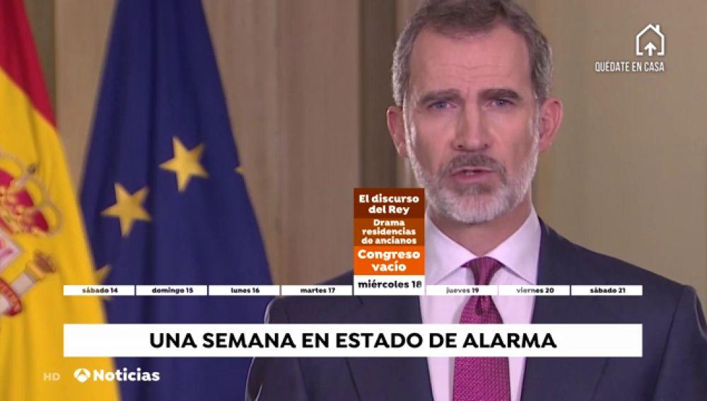 Primera semana de estado de alarma en España: un país concienciado para evitar contagios de coronavirus