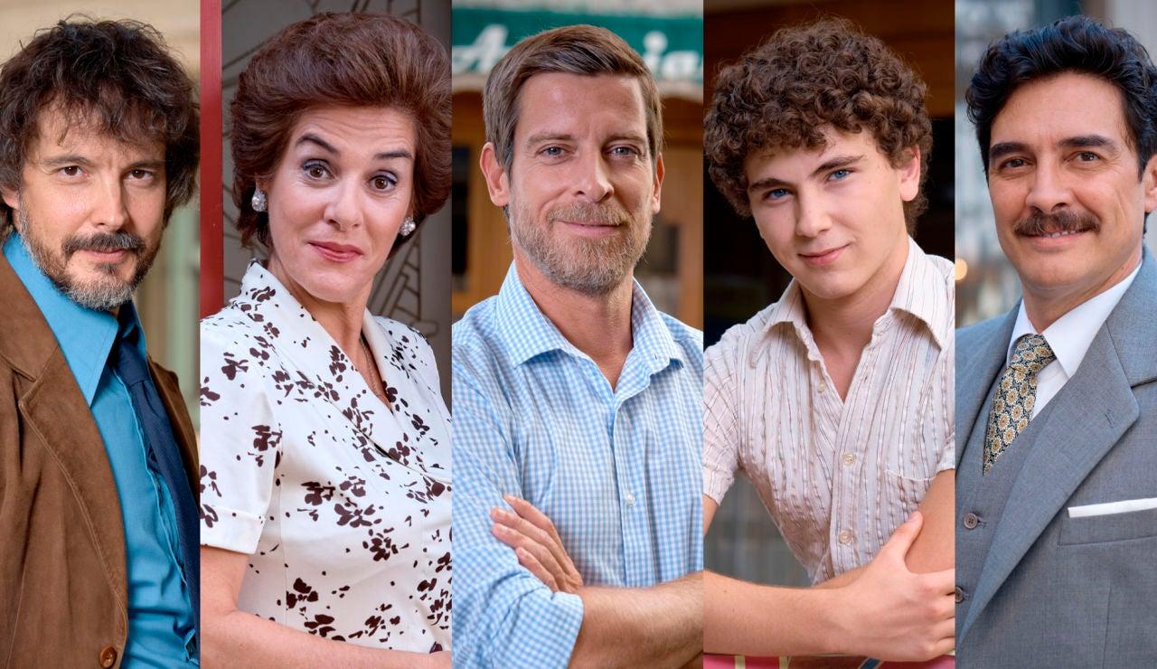 Los actores de 'Amar es para siempre' sorprenden con su talento durante la cuarentena