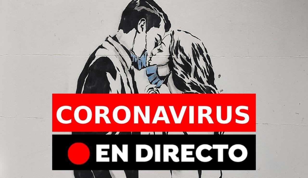 Coronavirus España: Última hora del coronavirus y casos de Covid-19 hoy, en directo | Coronavirus Discover