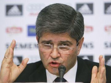 Fernando Martin, expresidente del Real Madrid