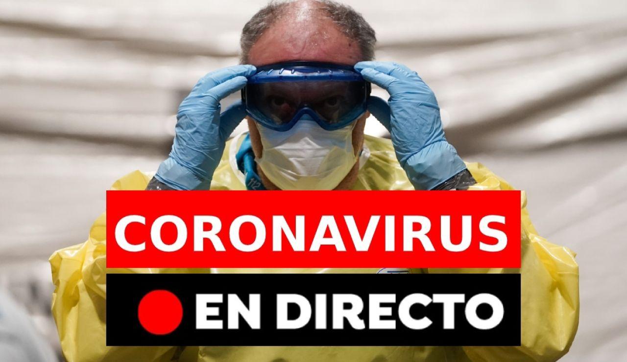 Coronavirus en España | Última hora: Casos infectados y muertos por Covid-19, en directo