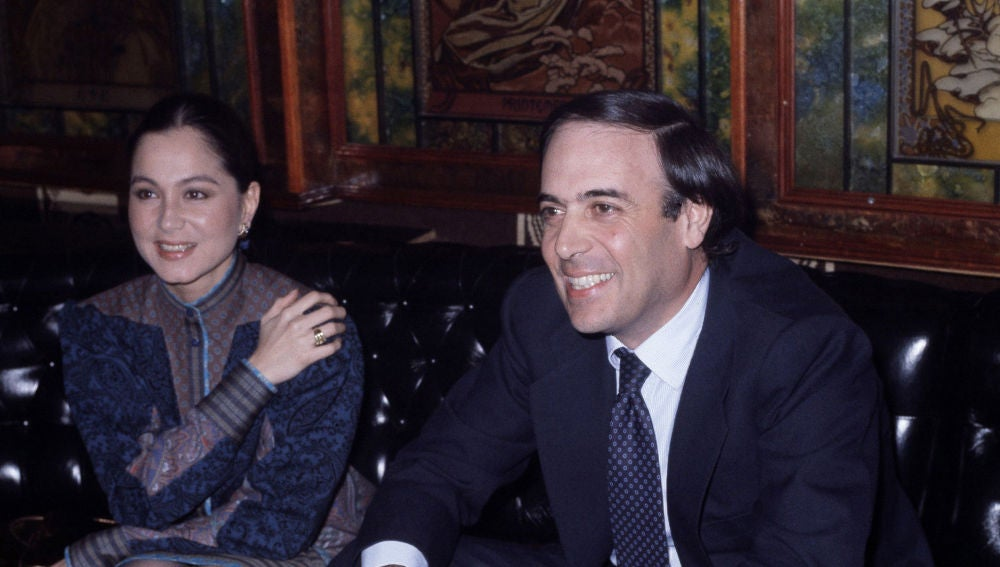 Isabel Preysler y Carlos Falcó