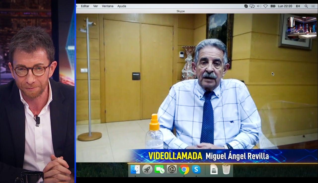 """La reflexión de Miguel Ángel Revilla: """"El maldito coronavirus ha venido a corregir una evolución de la especie humana demasiado acelerada"""""""