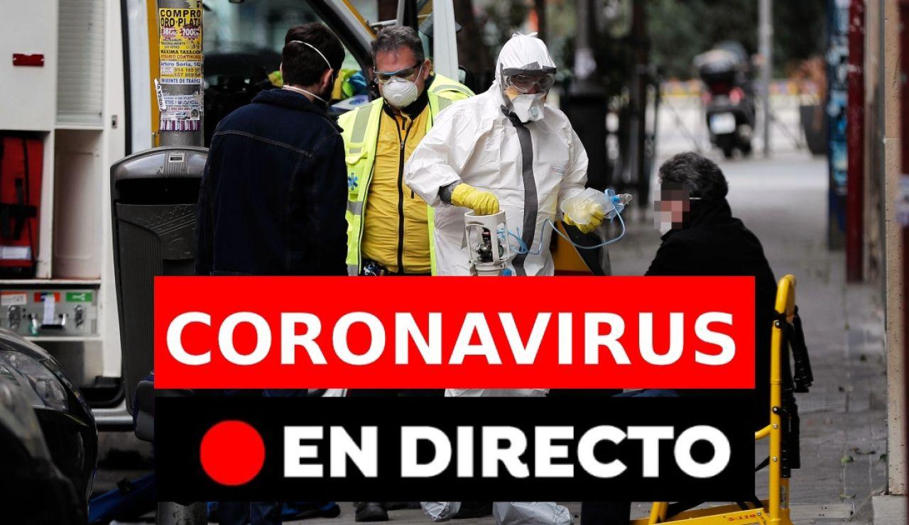 Coronavirus: Última hora del coronavirus en España, nuevos casos y últimas noticias hoy, en directo