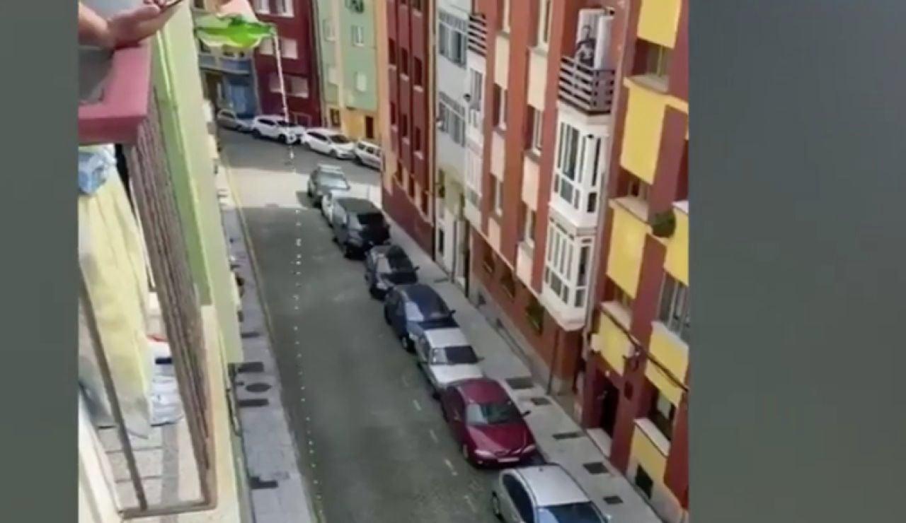 Sidra de ventana a ventana