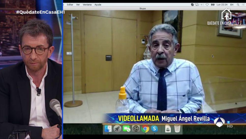 """Miguel Ángel Revilla, preocupado con las medidas económicas ante la criris del coronavirus: """"Todo el mundo tiene que tener un salario"""""""