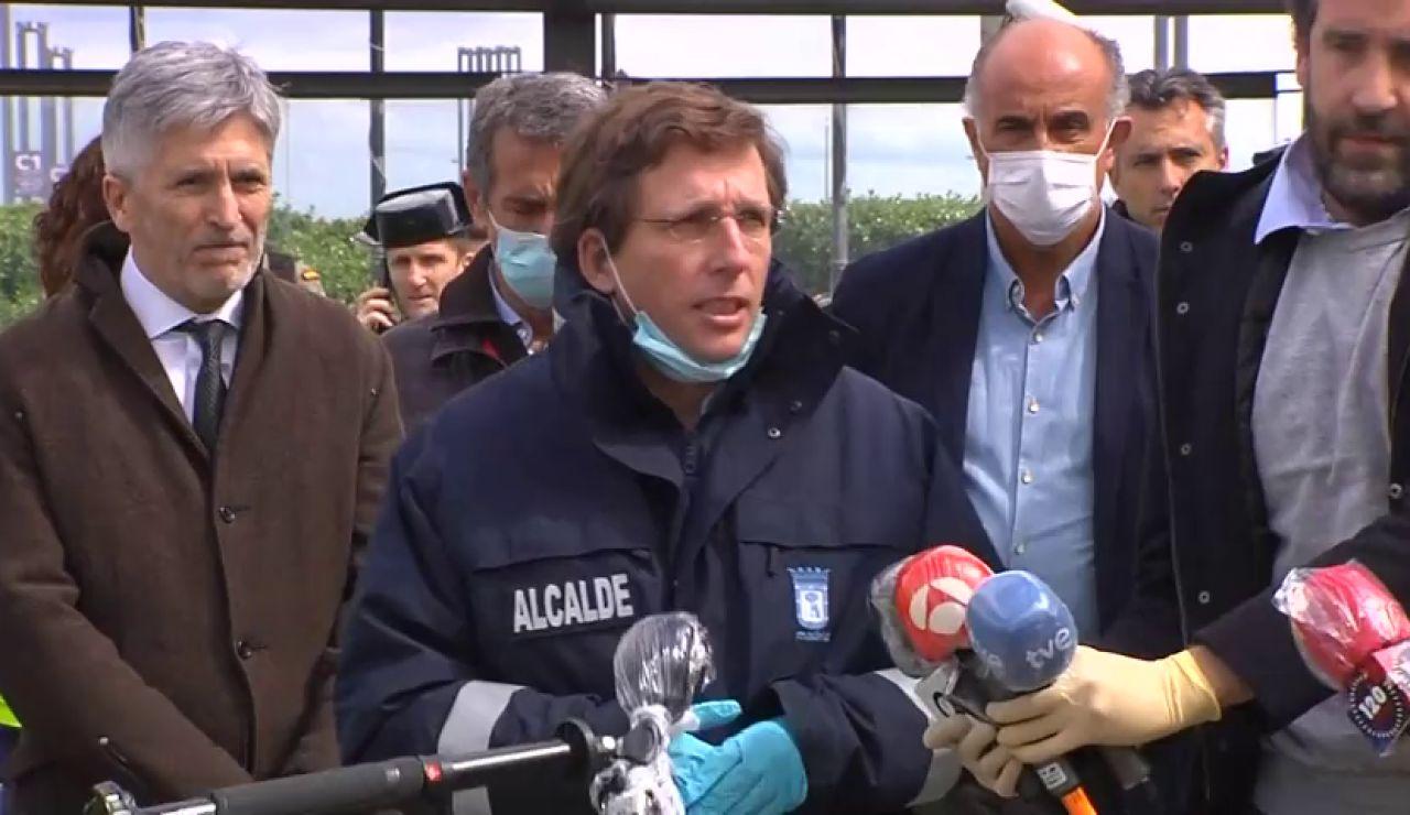 La funeraria de Madrid no recogerá muertos con coronavirus a partir de este martes si no recibe material de protección antes