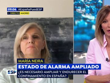 María Neira.