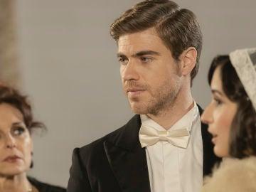Adolfo, dubitativo en su boda, ¿le dará el 'sí, quiero' a Rosa?