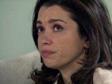 Amelia, abatida por la decisión de Luisita