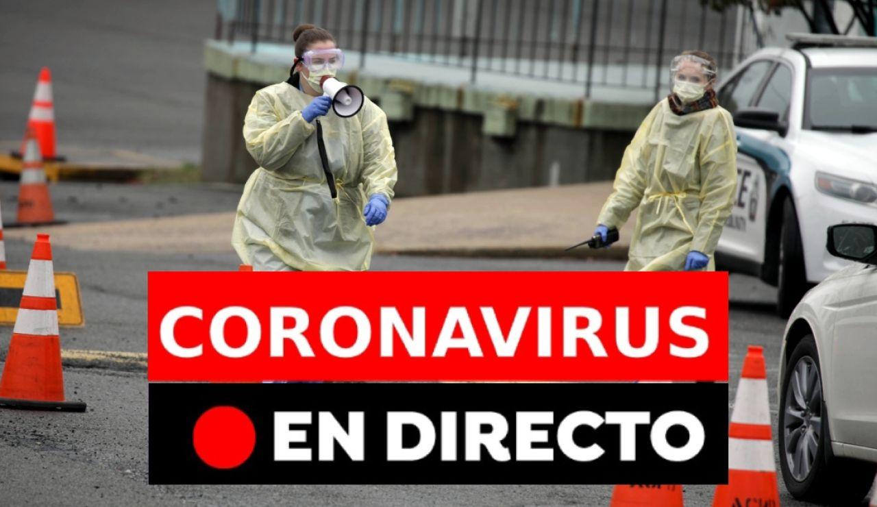 Coronavirus España: Noticias de última hora hoy, en directo | Coronavirus Discover