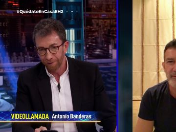 El Hormiguero 3.0: Antonio Banderas, Sergio Ramos y Pilar Rubio (24-03-20)