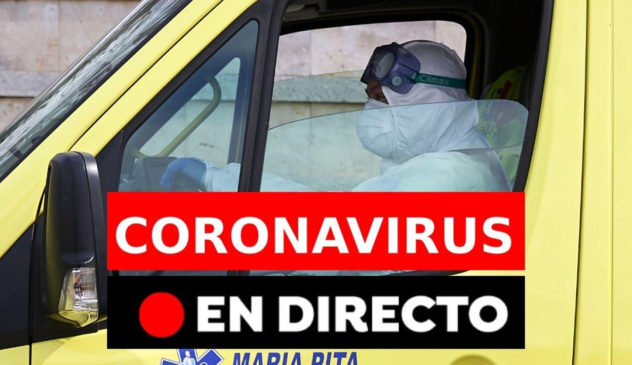 Coronavirus en España: Última hora y nuevos datos de infectados y muertos por Covid-19, en directo | Coronavirus Discover