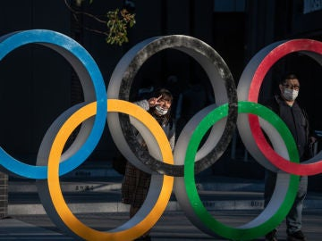 Deportes Antena 3 (24-03-20) El COI aplaza los Juegos Olímpicos de Tokio al año 2021 por el coronavirus