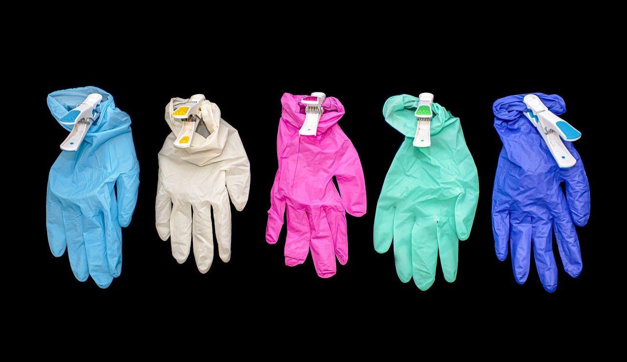 Coronavirus: Esto es lo que tienes que hacer siempre antes y después de usar guantes desechables