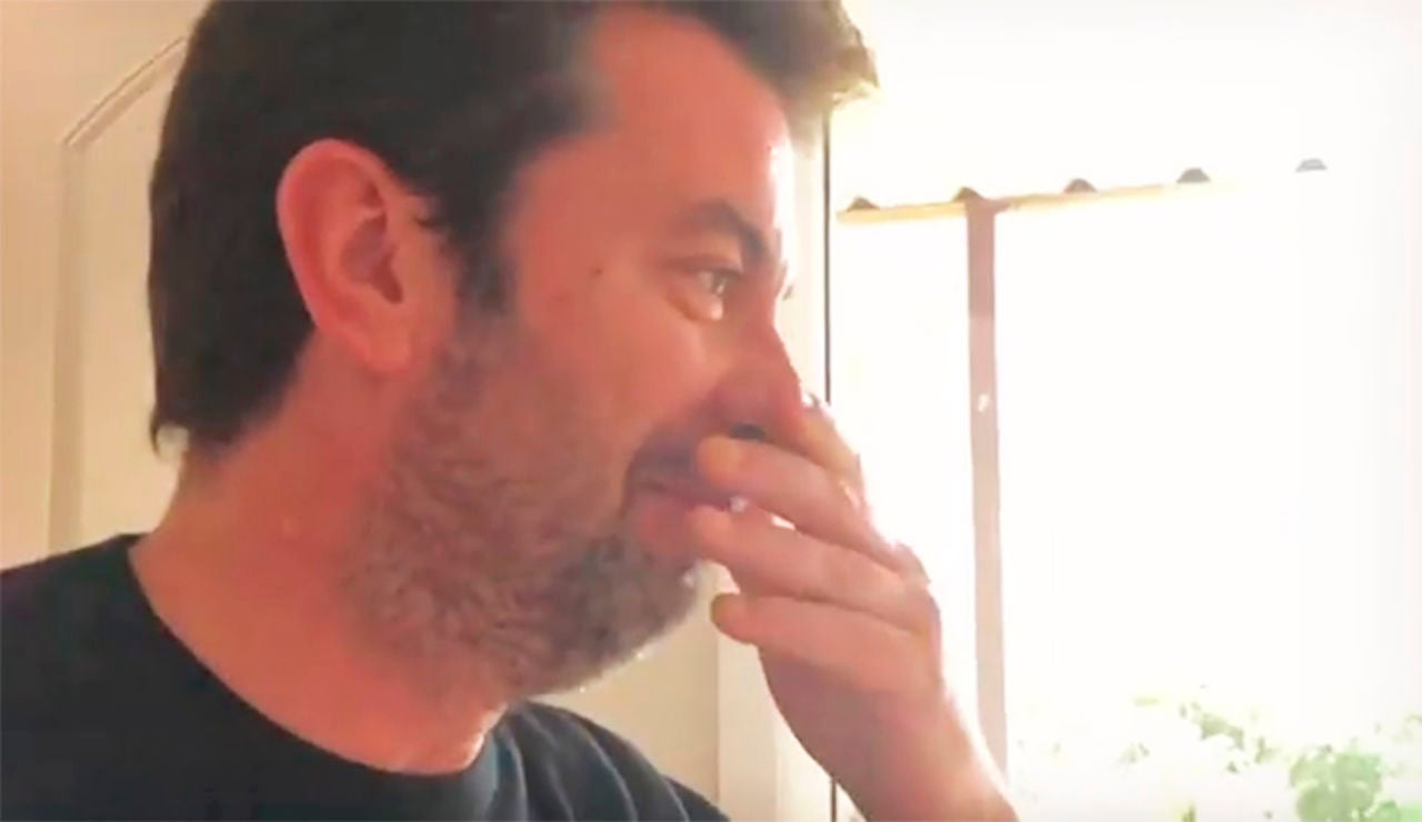 El 'multitudinario' cumpleaños de Arturo Valls en plena cuarentena