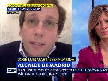 José Lluis Martínez Almeida.