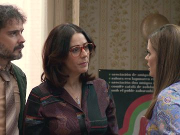 Lourdes, dispuesta a denunciar a Guillermo y Cristina
