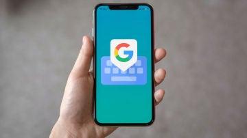 Teclado de Google para smartphones