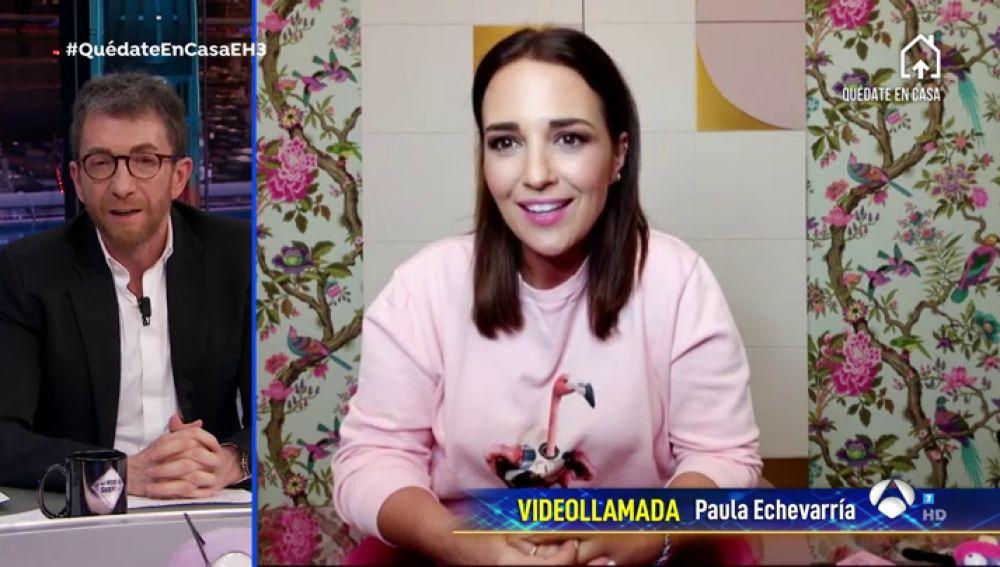 Paula Echevarría - ETV completa