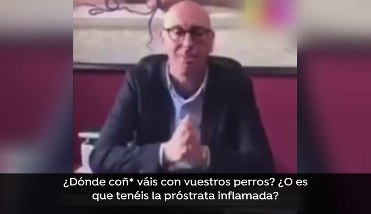El mensaje de los alcaldes italianos por el coronavirus: ¡Para que quieres ir a la peluquería si el féretro está cerrado!