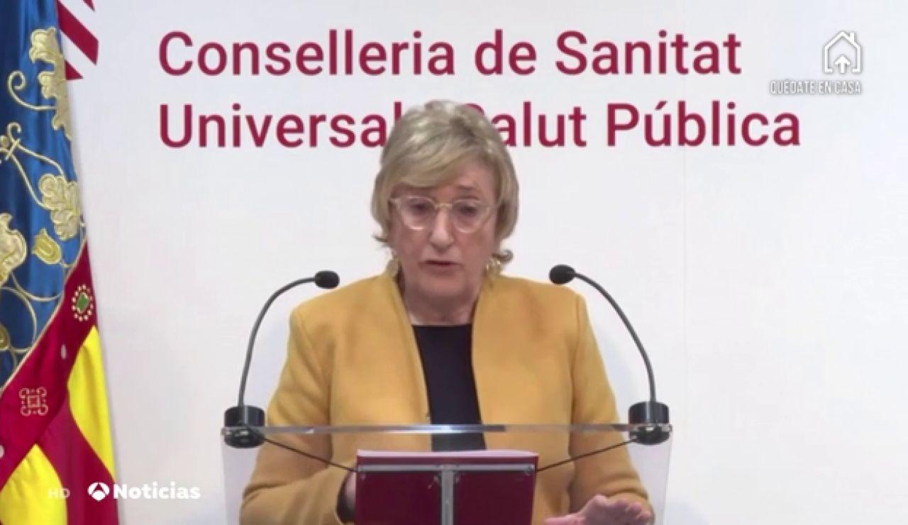 La consejera valenciana, Ana Barceló, pide perdón tras decir que los sanitarios se contagiaron de coronavirus por viajes y familiares
