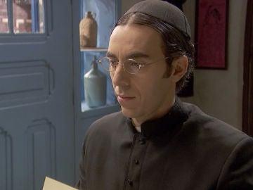 Don Filiberto, ¿a punto de abandonar para siempre la fe?