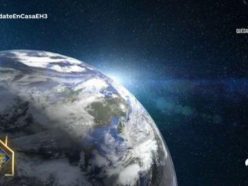 La bonita reflexión de Pablo Motos sobre el planeta Tierra