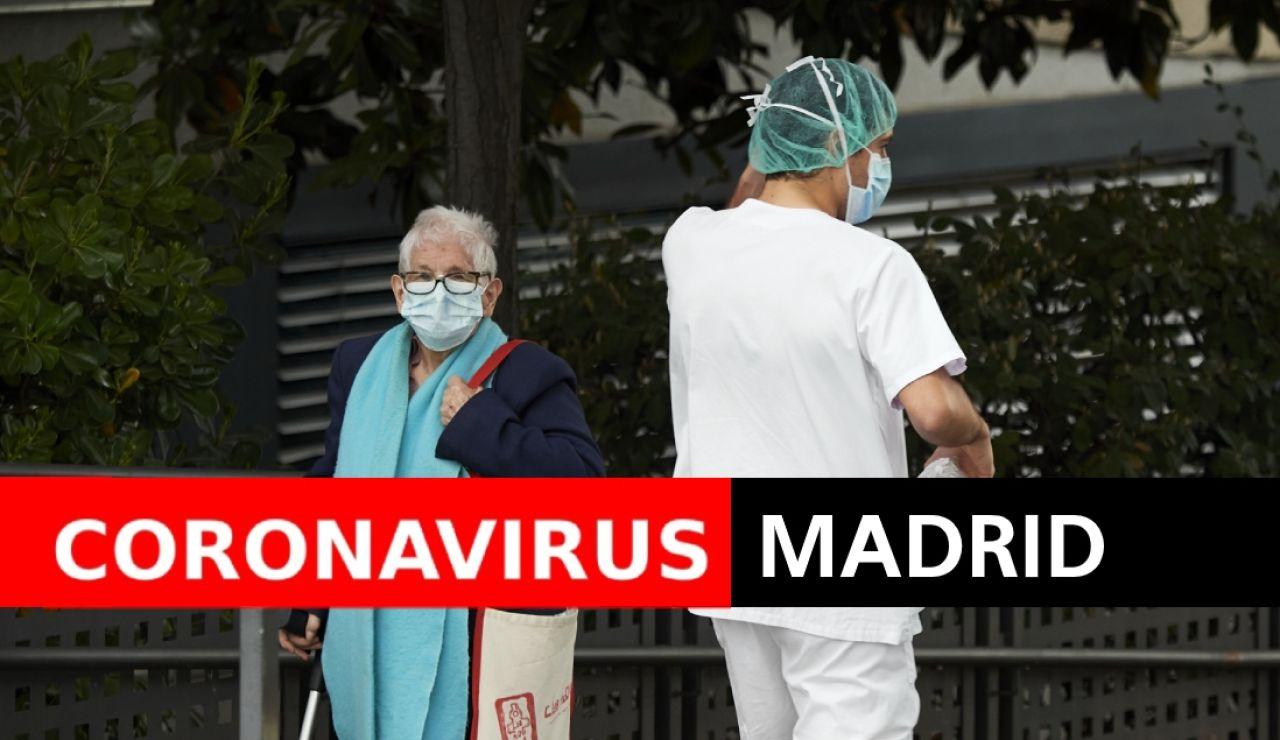 Coronavirus Madrid: Última hora y casos de contagios en Madrid hoy, en directo