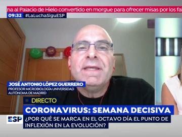 Así actúa el cronavirus.