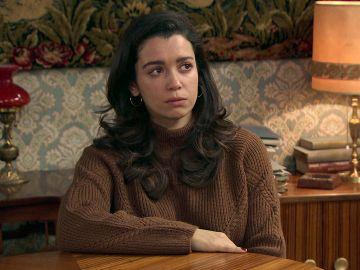 Amelia, hundida por la decisión de Luisita