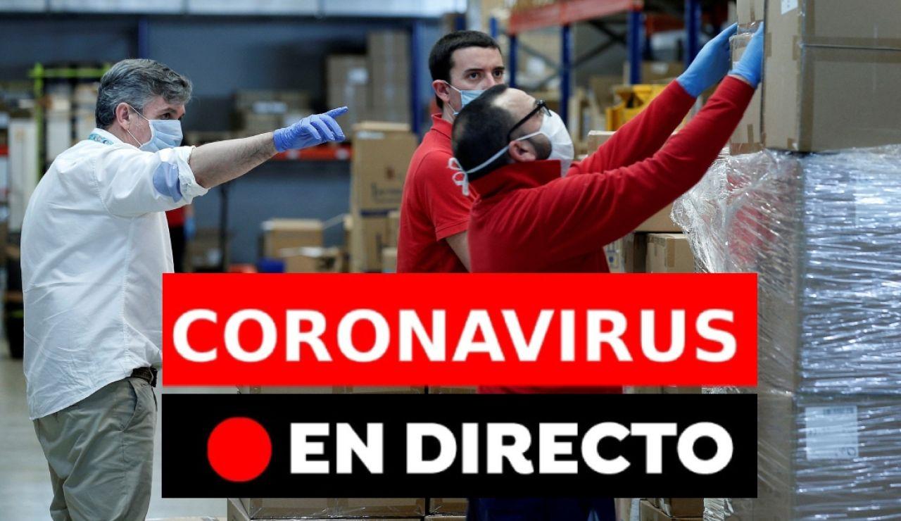 Coronavirus: Última hora del coronavirus en España en directo
