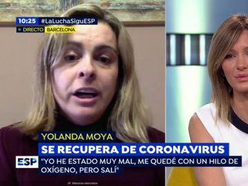 Se recupera del coronavirus