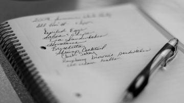 Coronavirus: La particular lista de la compra de una señora que no puede salir de casa