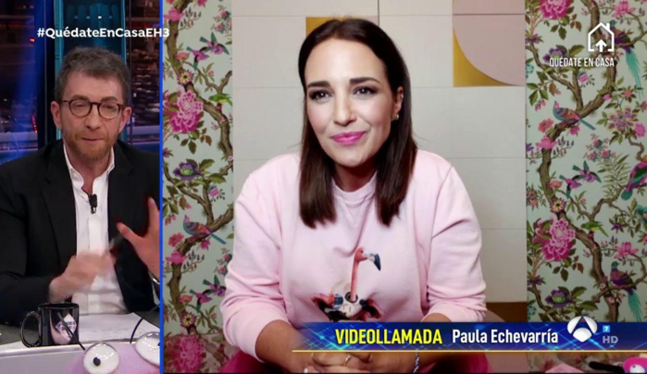 El problema de Paula Echevarría para ayudar a su hija con las tareas escolares