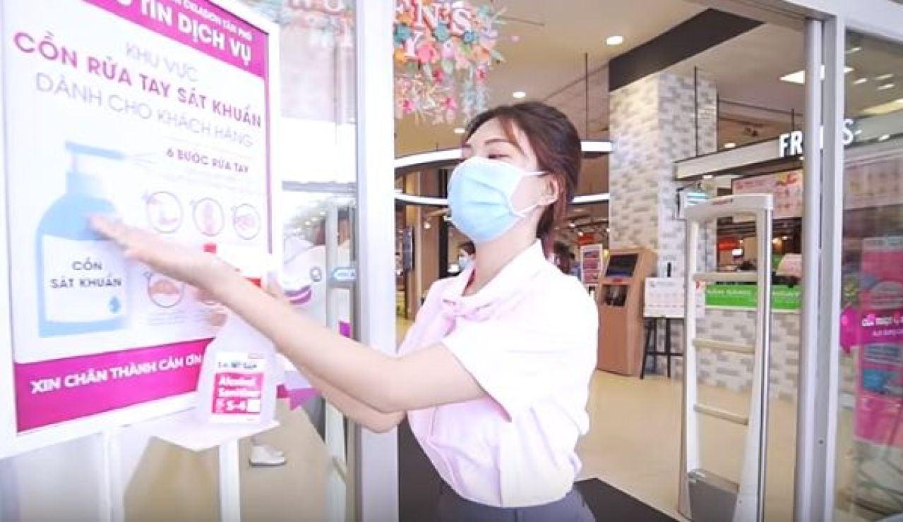Vídeo viral sobre cómo lavarse las manos