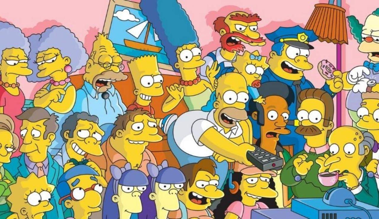 ¡Alucinante! La genial transformación de Arturo Valls en un personaje de 'Los Simpson'