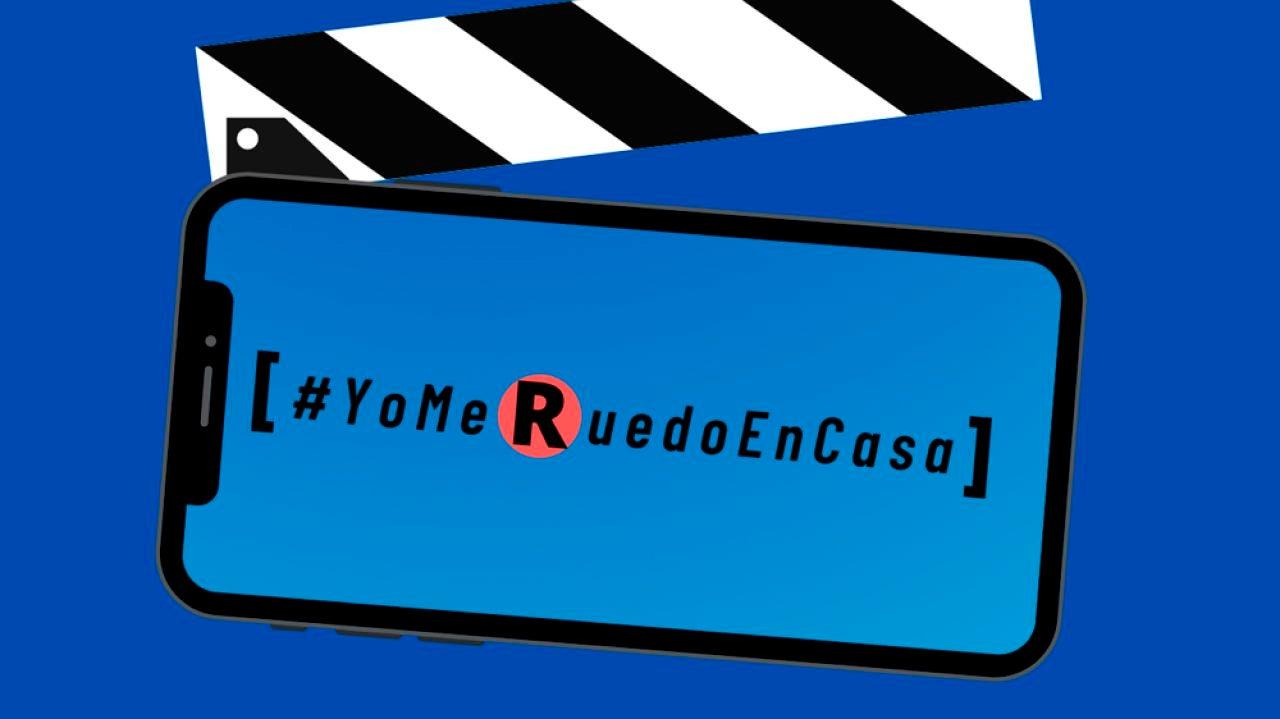 #YoMeRuedoEnCasa, el festival de microcortos online de Atresmedia Cine y DeAPlaneta