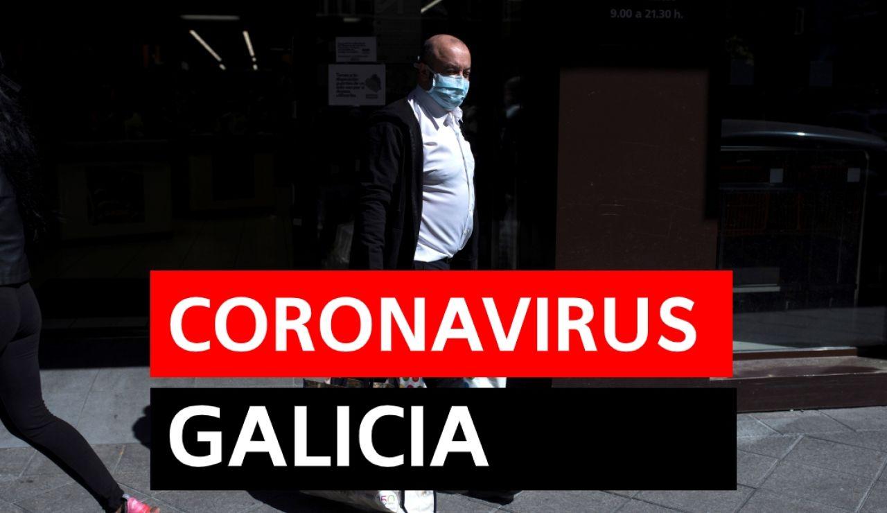 Coronavirus Galicia: última hora y casos de contagios en Galicia hoy, en directo