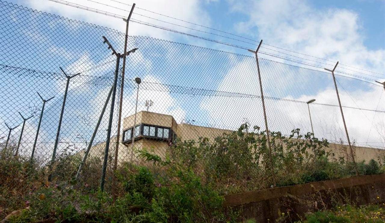 Vista exterior de un centro penitenciario