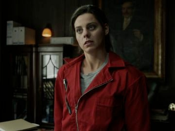 Clara Alvarado, Ariadna en 'La casa de papel'