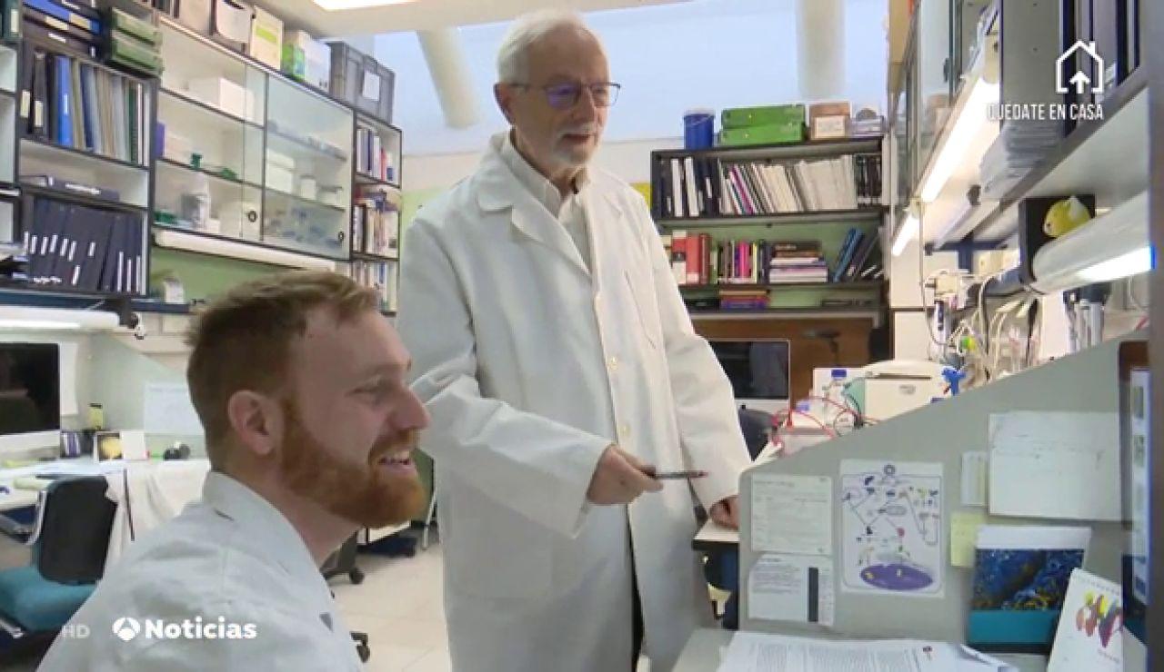 Científicos españoles a la cabeza de la carrera por lograr la vacuna contra el coronavirus