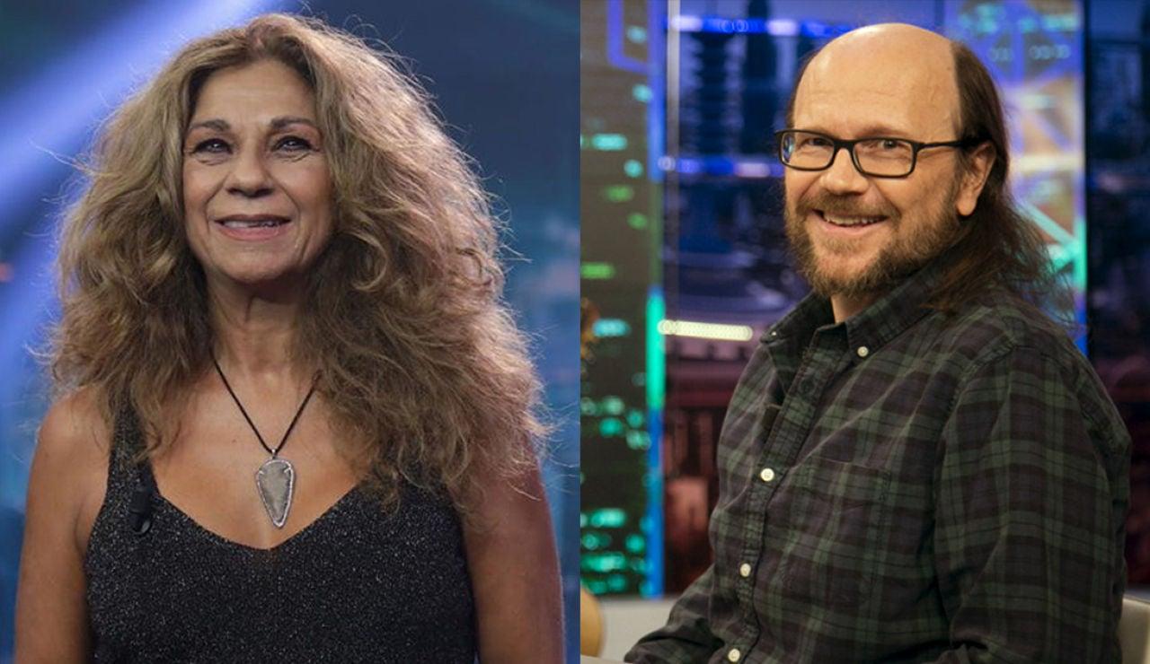 Santiago Segura y Lolita disfrutarán el miércoles en 'El Hormiguero 3.0: quédate en casa'