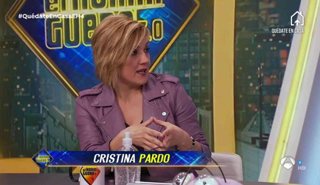 Cristina Pardo - Gobierno