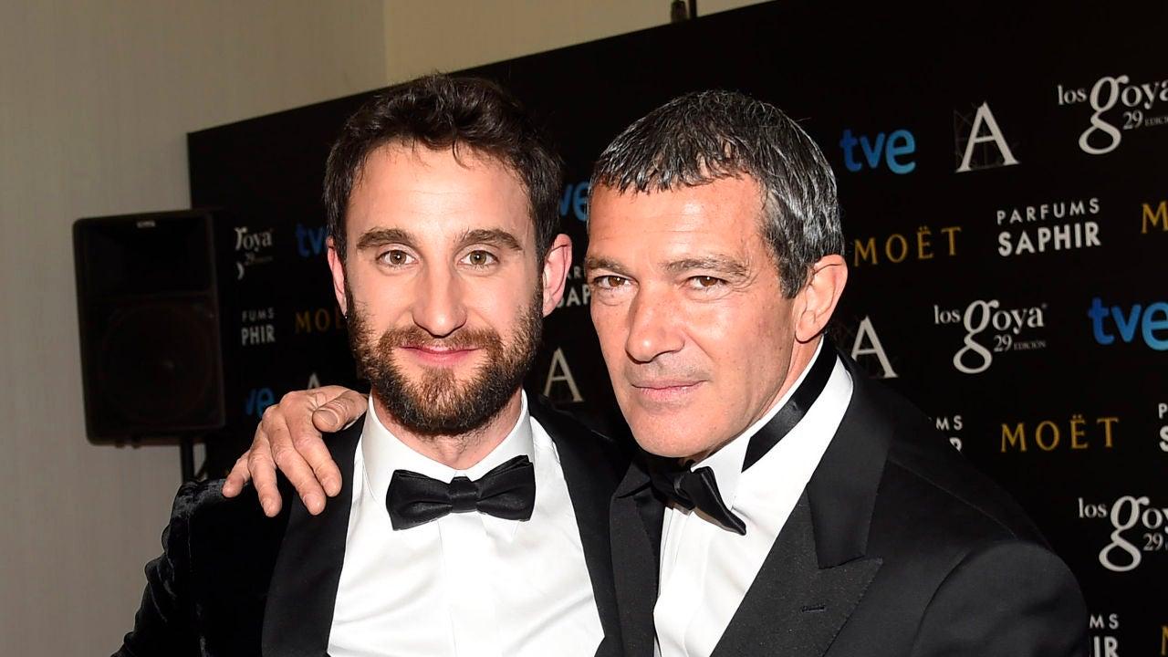"""""""Vencerás"""": El emotivo mensaje de Antonio Banderas a Dani Rovira tras anunciar que padece cáncer"""