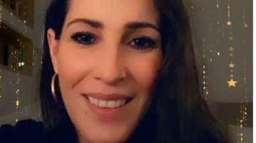 La cantante Malú en sus redes sociales.