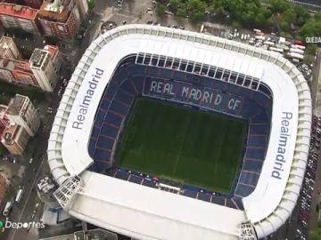 El Santiago Bernabéu será utilizado como centro logístico en la lucha contra el coronavirus