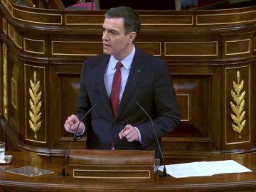 """Pedro Sánchez: """"Las comunidades podían haberse provisto de lo que necesitaran antes del estado de alarma"""""""