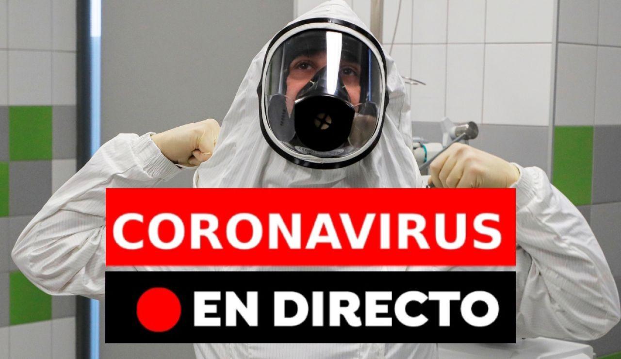 Coronavirus España: Última hora, en directo