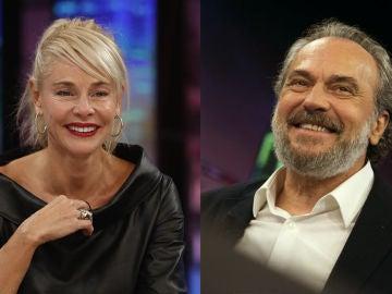 El martes los actores Belén Rueda y José Coronado se divertirán en 'El Hormiguero 3.0: quédate en casa'